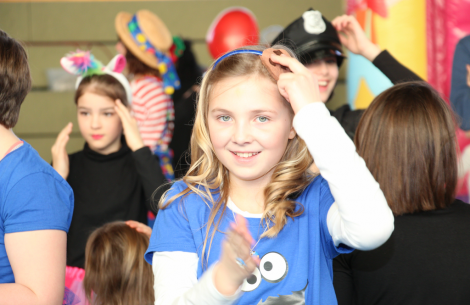 Kinderfasching – 16.02.2020